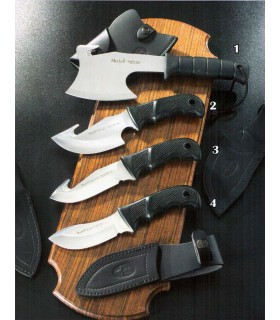 Axe et couteau HG-Grizzly-Bison-Sioux